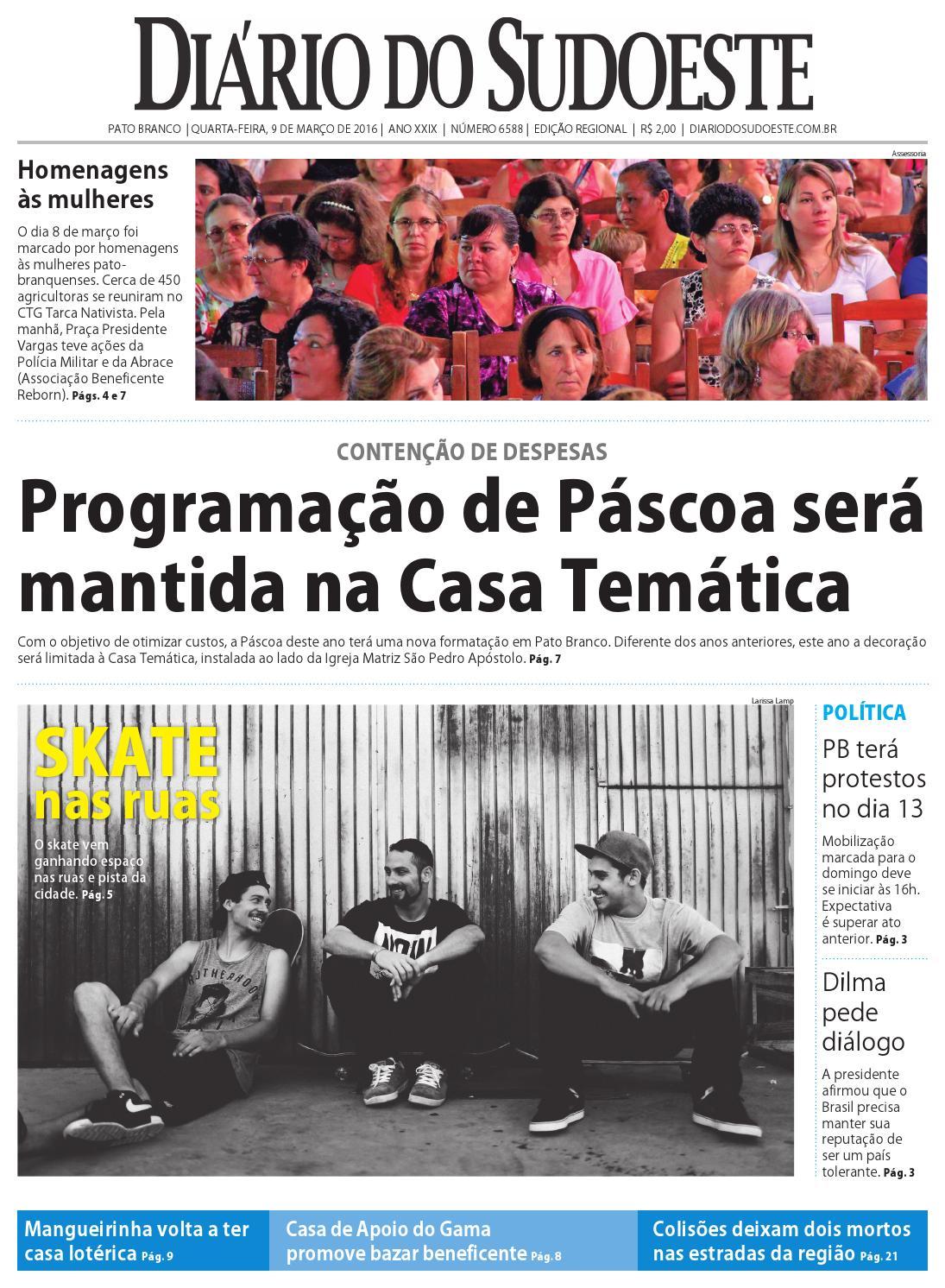 Diário do sudoeste 09 de março de 2016 ed 6588 by Diário do Sudoeste - issuu 9aa6406f1a
