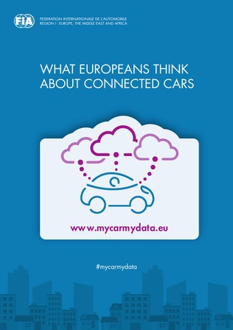 what europeans think about connected cars