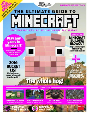 Ultimate Minecraft 2016 By Cleverkids Issuu