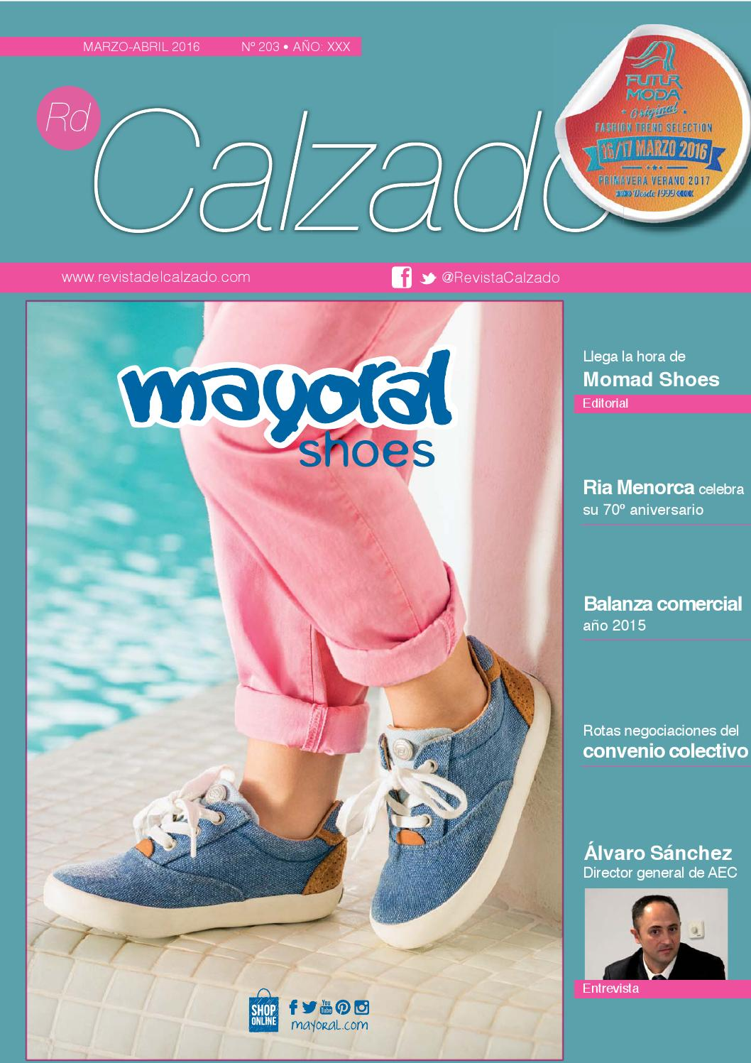 23a42167 Revista del Calzado nº 203 by Mundipress, s.l. - issuu