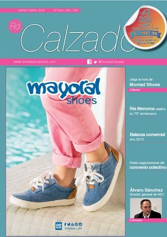 Revista del Calzado nº 203 by Mundipress, s.l. issuu