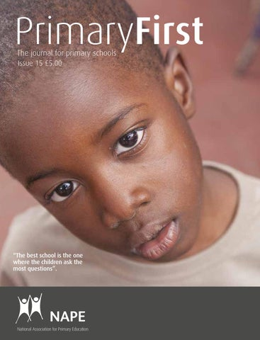 Primary First By Synergy Print Issuu