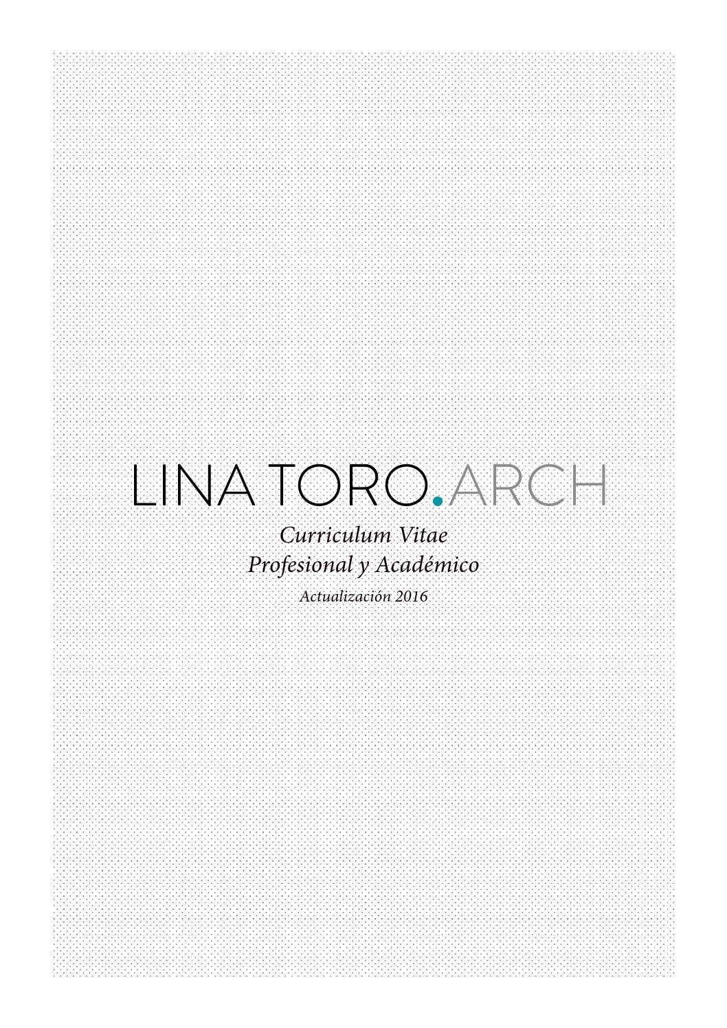 Linatoro.arch by linatoro.arch - issuu