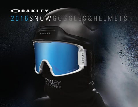 c543b23815 Oakley 1617 snow small by zuzupopo.snow - issuu