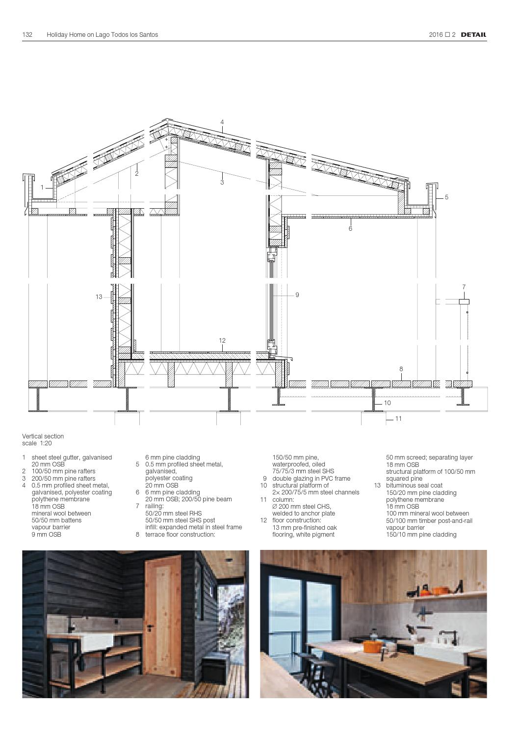 DETAIL English 2/2016 - Timber Construction by DETAIL - issuu