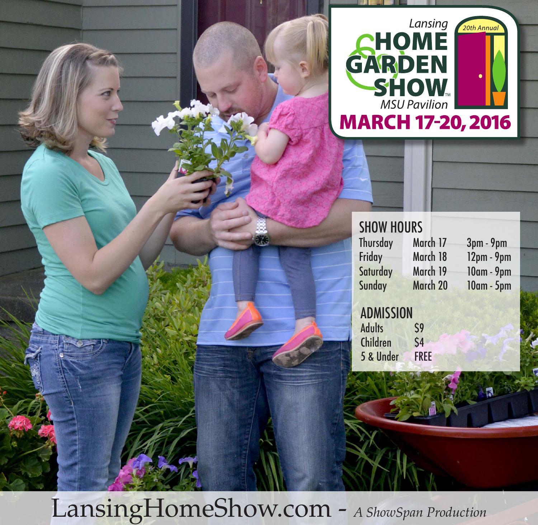 2016 Lansing Home Garden Show Program By Showspan Inc Issuu