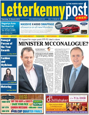 Letterkenny post 10 03 16 by River Media Newspapers - issuu
