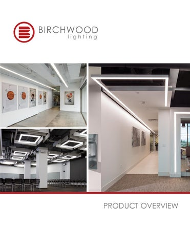 Birchwood Lighting Product Overview By