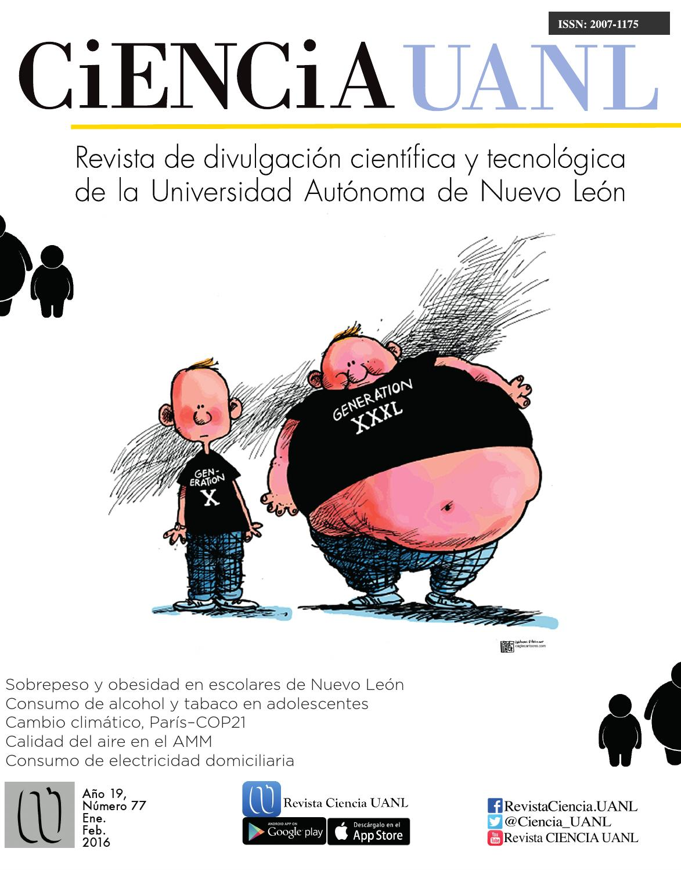 Ciencia UANL19 77 by Rodrigo Soto Moreno - issuu