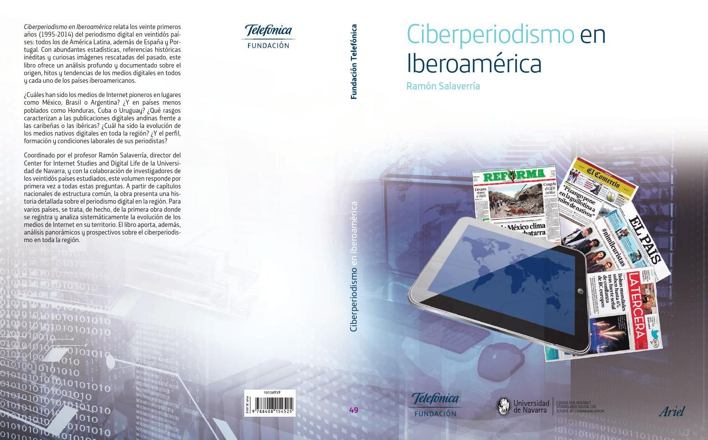 Ciberperiodismo en iberoamerica by Jorge Cervantes - issuu