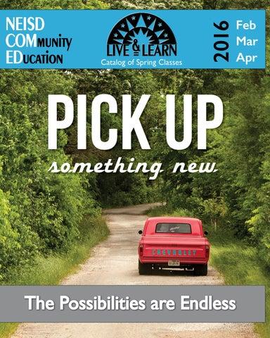 neisd drivers ed Adult Spring 2016 Catalog by NEISD Community Education - issuu