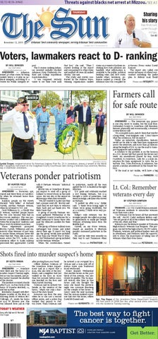 065807f9c5 Nov 12 2015 by The Jonesboro Sun - issuu