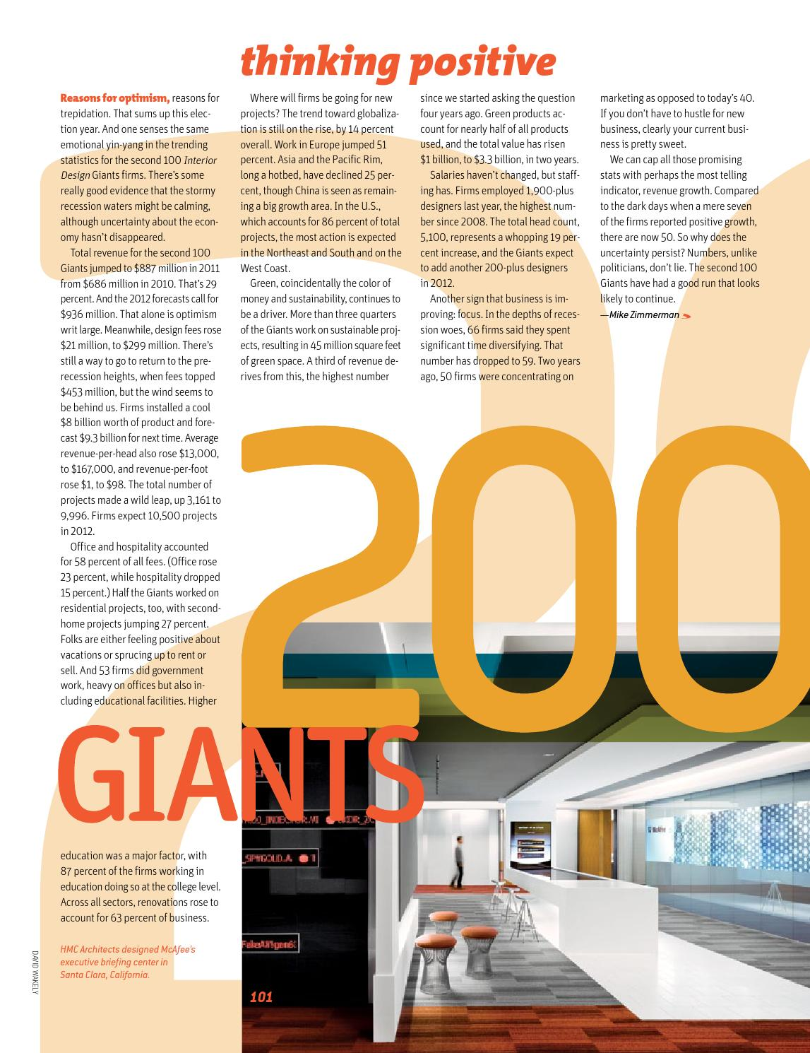 Interior Design Magazine S Top 200 Giants July 2012 By Kristen Persinos Issuu