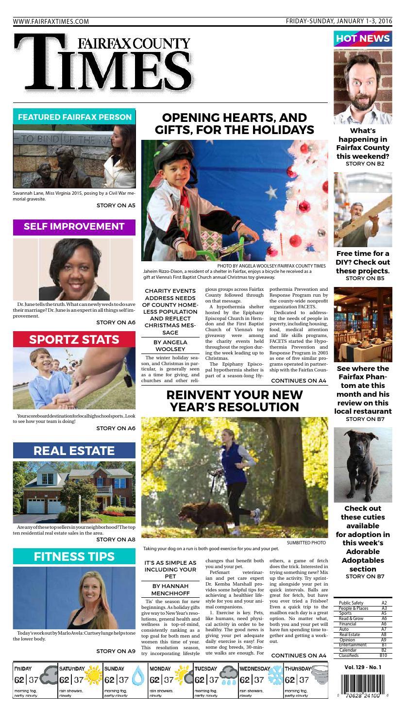 The Fairfax Times by The Fairfax Times - Issuu