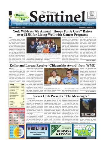 WS Mar  11, 2016 by Weekly Sentinel - issuu