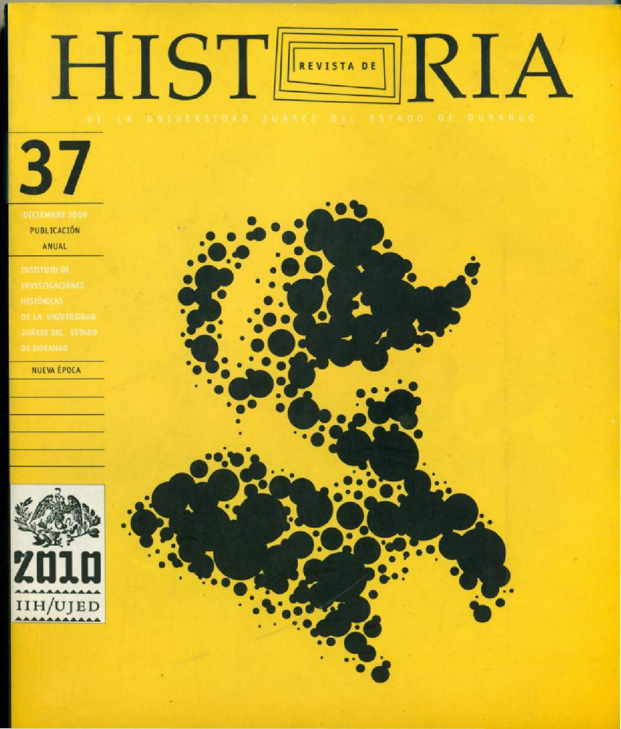 Revista De Historia De La Universidad Ju Rez Del Estado De Durango  # Muebles Mezquitic Saltillo