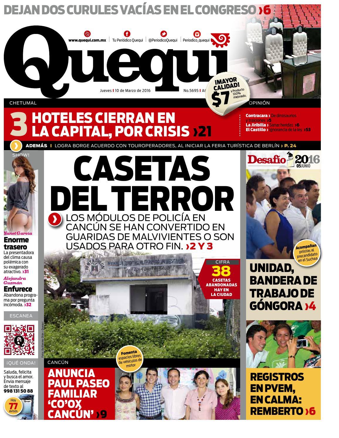 Tu Periodico Quequi By Quequi Issuu