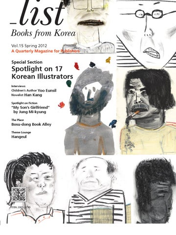 List Books From Korea Vol15 Spring 2012 By LTI Library