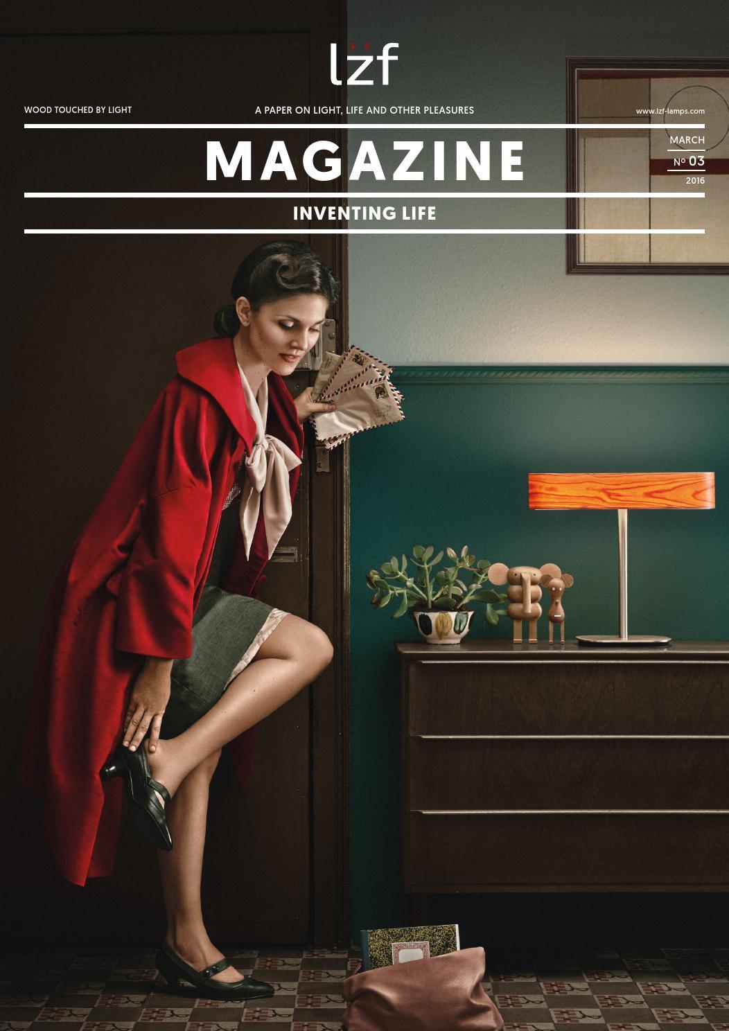 Lzf Magazine #3 by -LZF- - issuu
