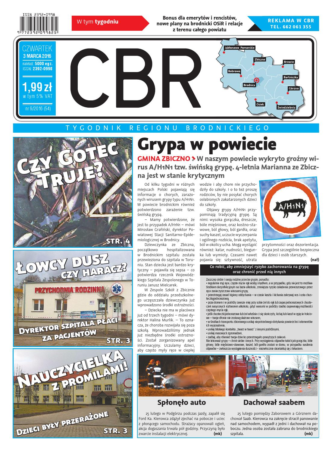Cbr Nr 54 By Brodnica Cbrpl Issuu