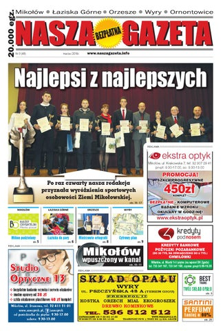 Nasza Gazeta Nr 49 32016 By F Press Issuu