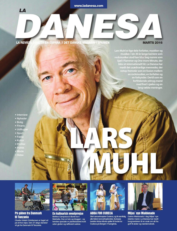 1d46d8bd La Danesa marts 2016 by Norrbom Marketing - issuu