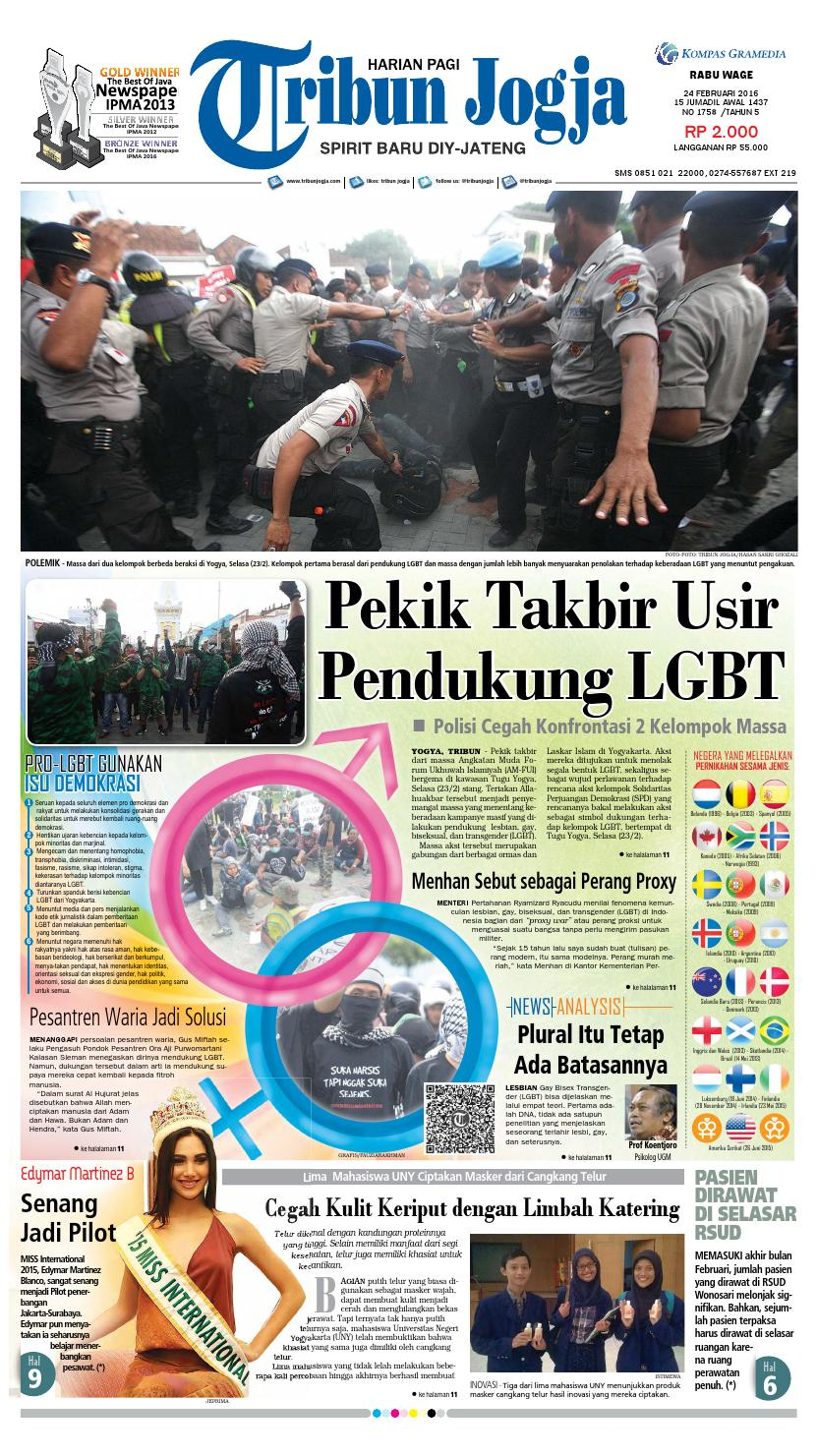 Tribunjogja 24 02 2016 By Tribun Jogja Issuu Sofie Sambal Ikan Roa Bm