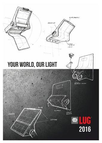LUG Catalogue 2016 EN-PL-DE by LUG Light Factory - issuu