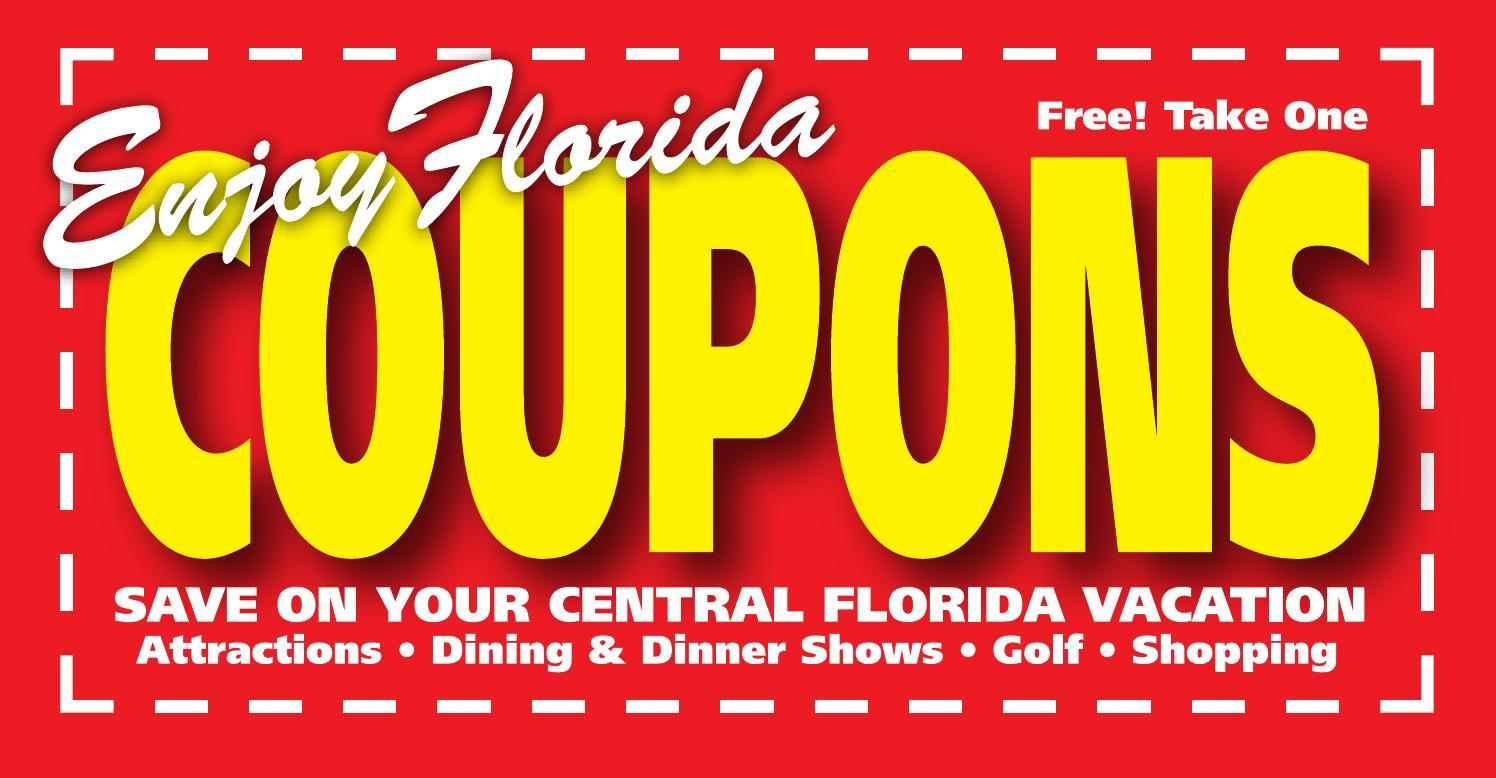 free coupon book for orlando florida