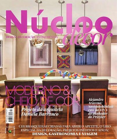 0fdeed7bf8a Revista Núcleo Decor - Edição 39 by Núcleo Paranaense de Decoração ...