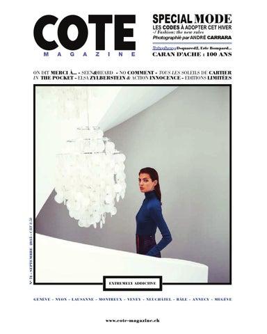 Fashion  the new rules Photographié par André carrara Interviews    Dsquared2, Eric Bompard. 1f730dcb5b9