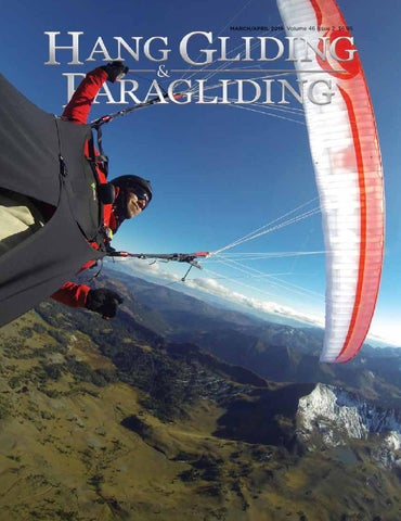 Hang Gliding & Paragliding Vol46-Iss2 Mar-Apr 2016 by US