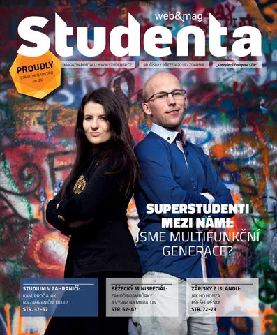c6f02c4742e Studenta 48 Březen 2016 by Studenta - issuu