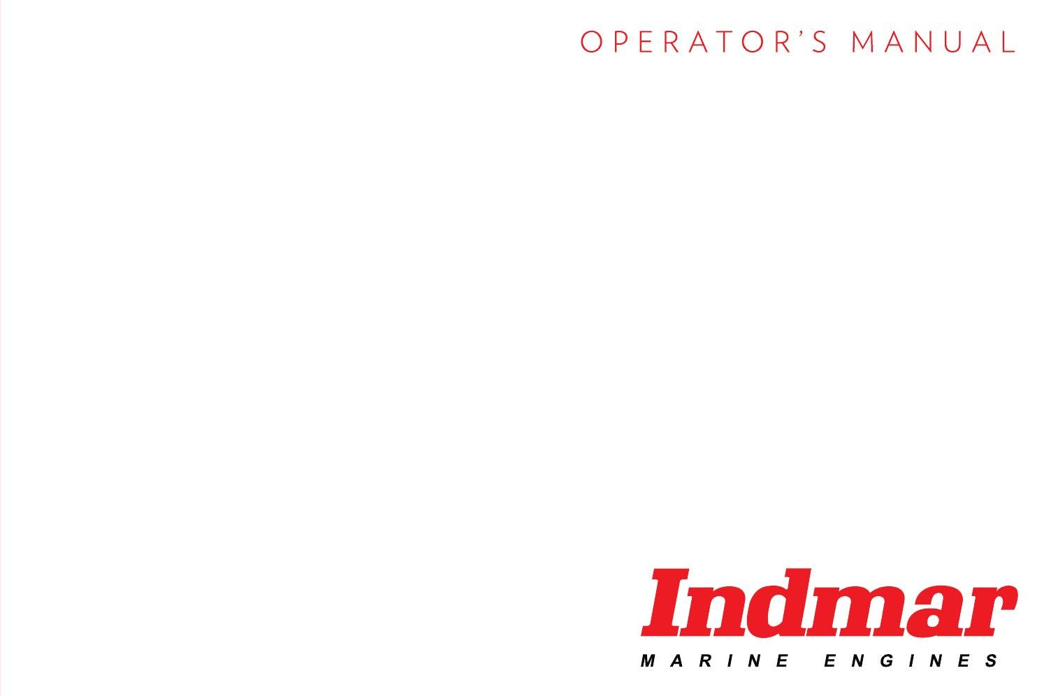 2015 2016 Raptor Series 62L Ford Base Operators Manual by – Indmar Wiring Harness