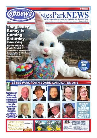 Estes Park News March 11 2016 By Estes Park News Inc Issuu