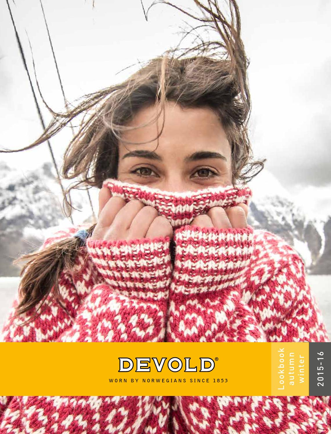 8902c217 07 catalogue devold hiver 2016 17 by Noovéo - issuu