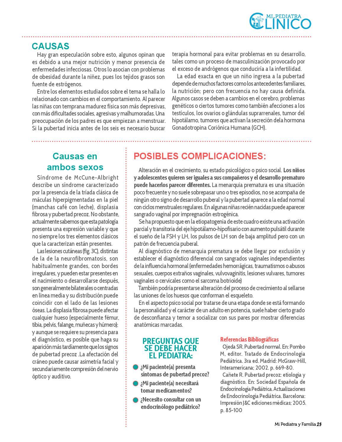 Revista Mi Pediatra y Familia by Revista Pediatría y Medicina de ...