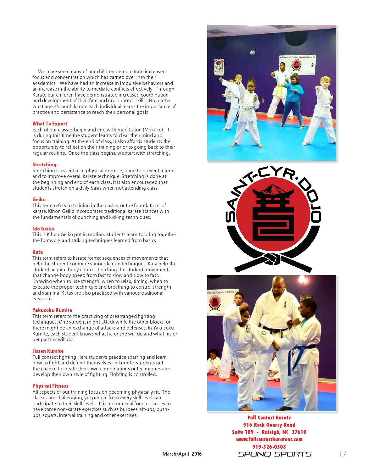 Get PDF The Karate Beginners Guide: Learn about Different