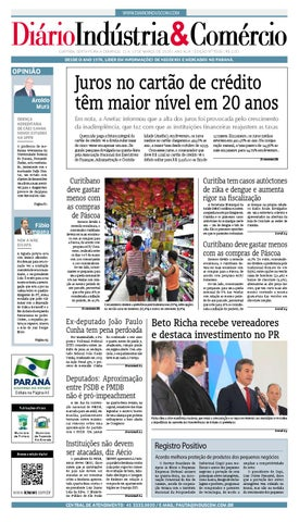 90b9090b1 Diário Indústria Comércio - 11 de março de 2016 by Diário Indústria ...