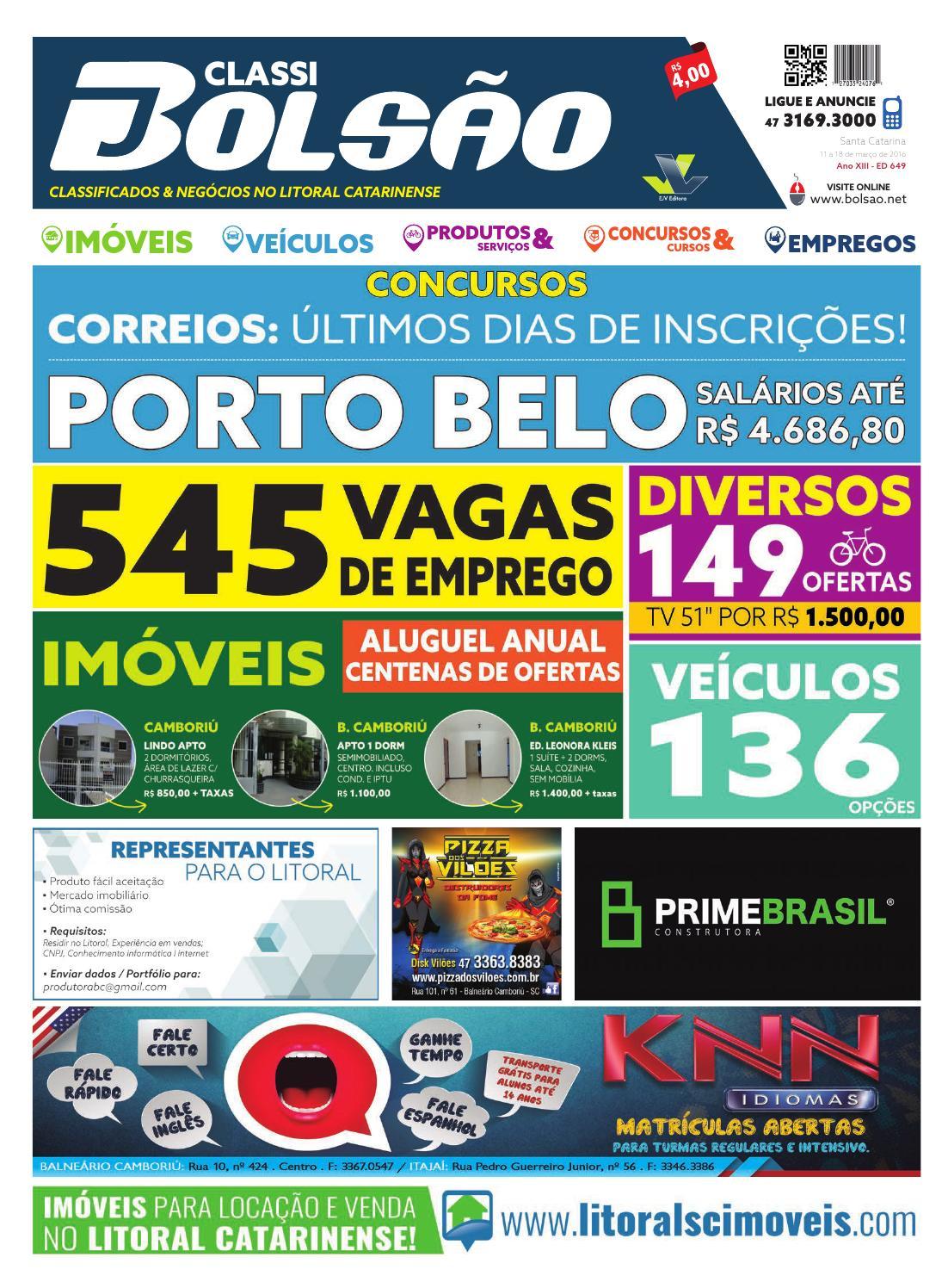 66e3d85bf2 649 by Bolsão Jornal - issuu