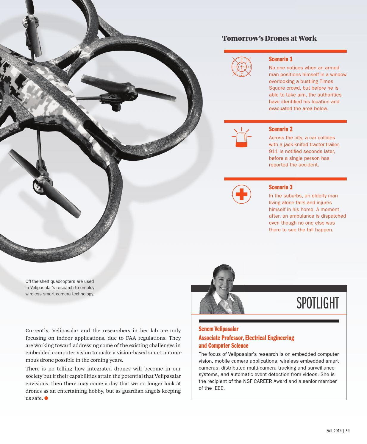 Syracuse Engineer - Fall 2015 by LeibowitzDesign - issuu