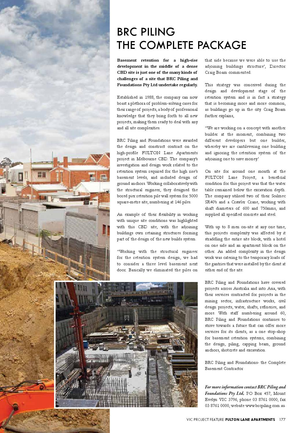 Australian National Construction Review by Trade Media Group Ptd Ltd