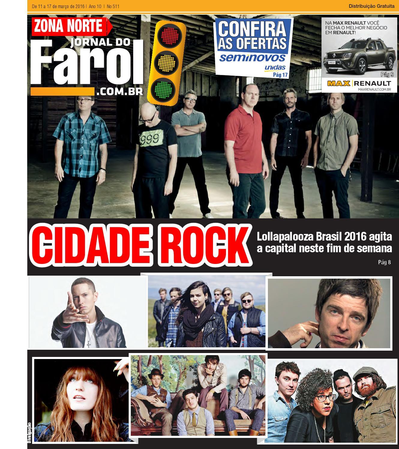 Farol Norte - Ed. 511 by Jornal do Farol - issuu a5d199b86e