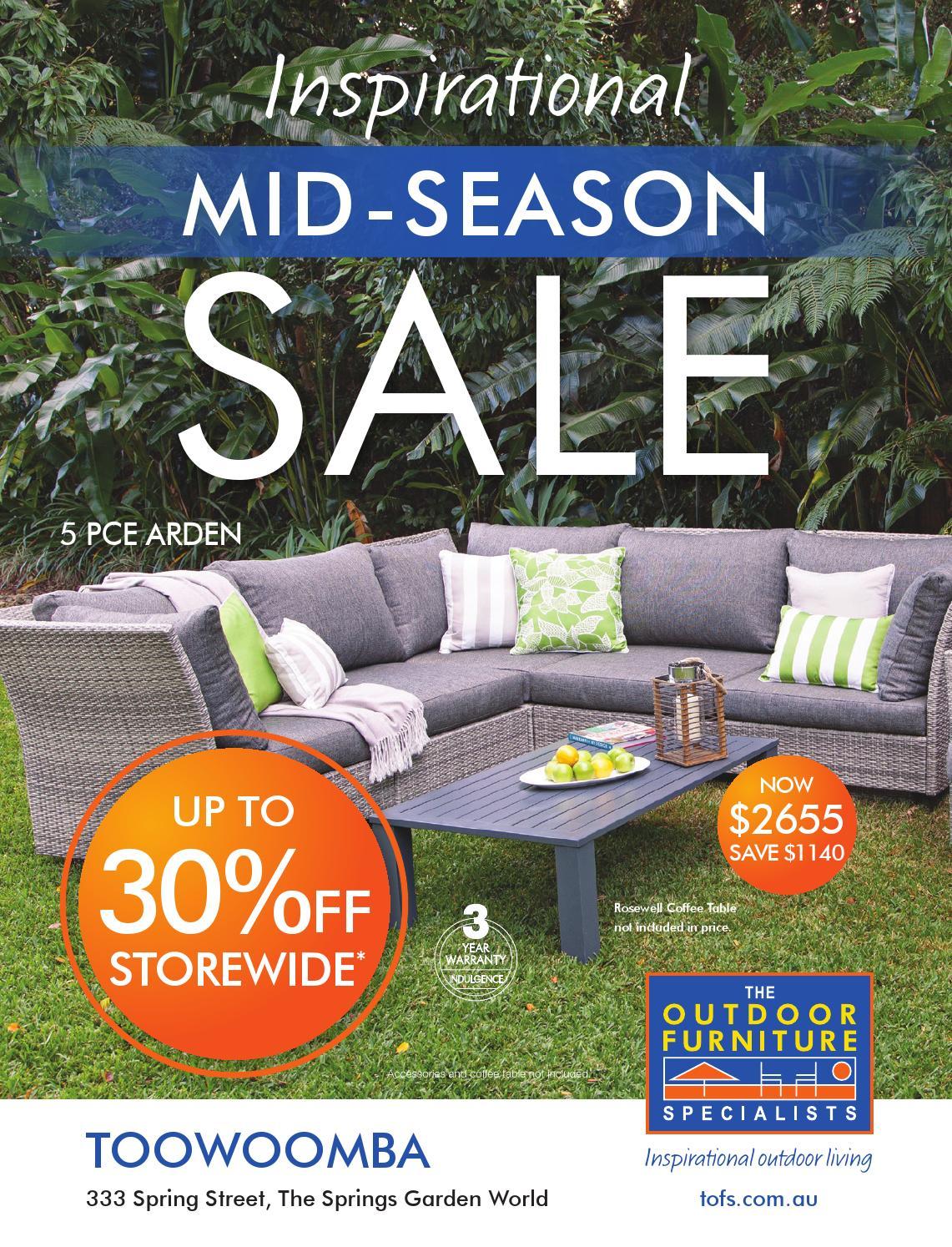 Mid season sale toowoomba