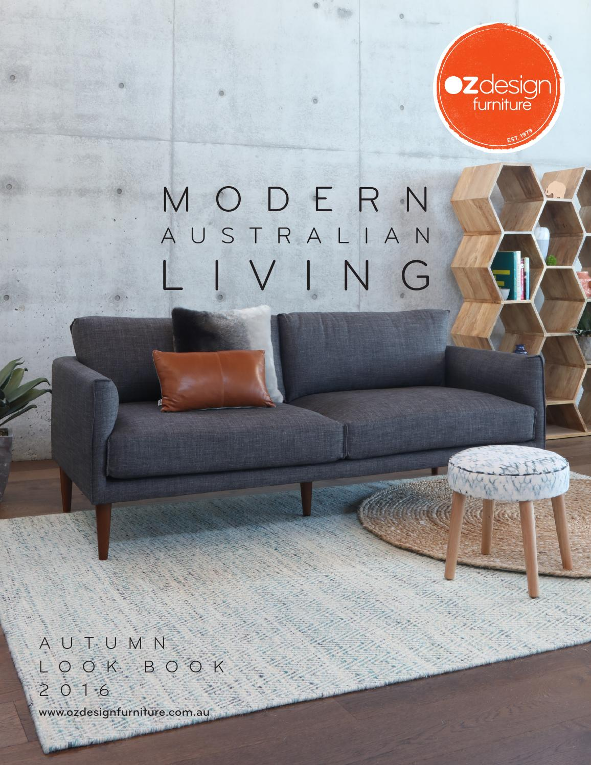 Oz Design Furniture offers from oz design furniture in the sydney nsw catalogue Modern Australian Living Oz Design Furniture Autumn Look Book By Oz Design Furniture Issuu