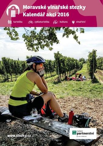 413a36fda3514 Kalendar akci Moravske vinarske stezky 2016 by Nadace Partnerství ...