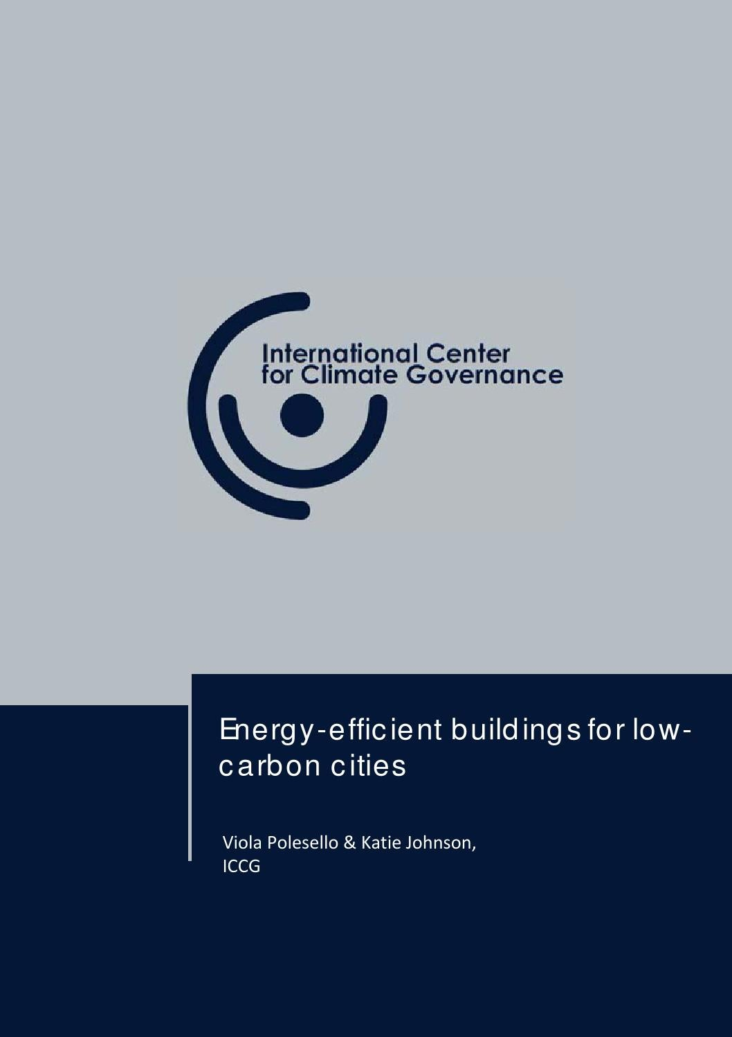 47_Energy efficient buildings for low carbon cities_Viola & Katie