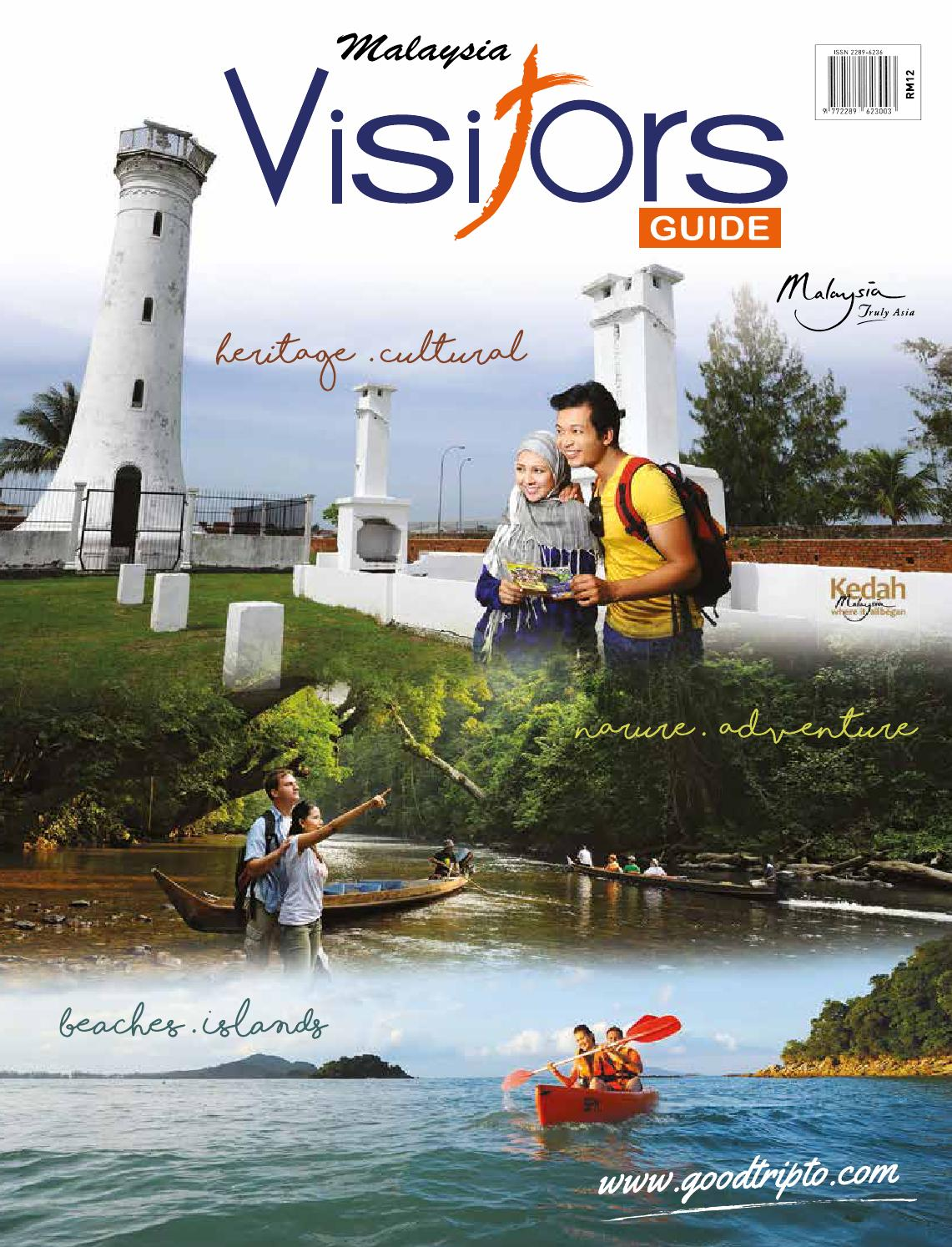 Malaysia Visitors Guide 2016 27th Edition By Tourism Publications Police 14796jsu 02 Hitam Jarum Orange Corporation Sdn Bhd Issuu