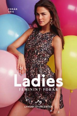 30f4d0dc11d5 Ladies - Feminint Forår by Lyngby Storcenter - issuu