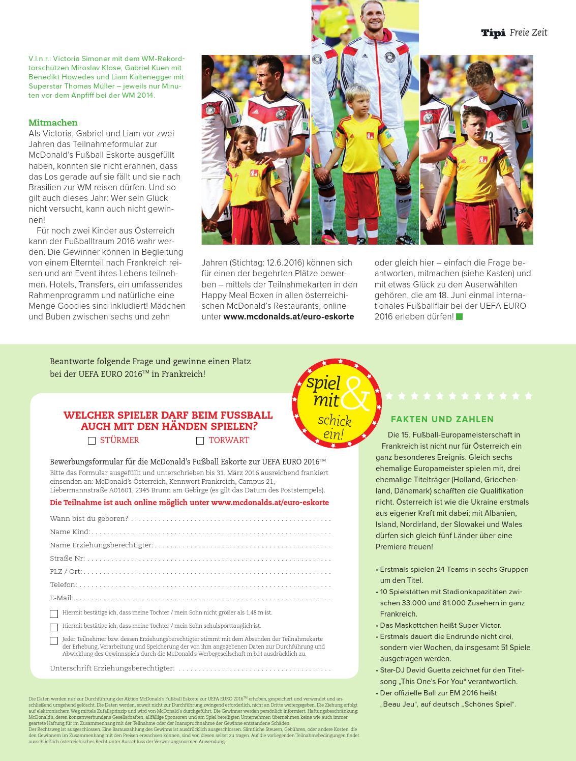 Tipi Magazin Für Die Familie Frühling2016 By Pph Media Verlag